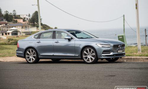 2017 Volvo S90 D5 Inscription review (video)