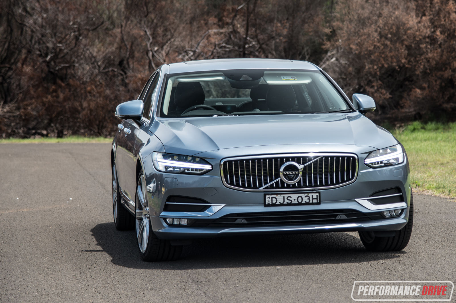 2017 Volvo S90 D5 Inscription review (video) | PerformanceDrive