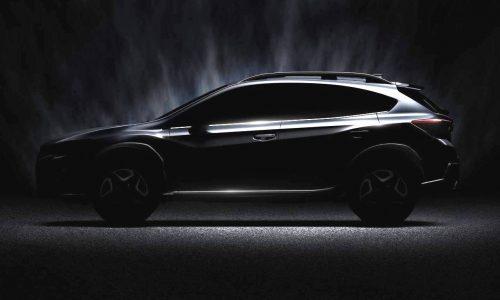 2018 Subaru XV confirmed for Geneva debut, on sale mid-2017