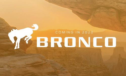 New Ford Bronco officially confirmed for 2020