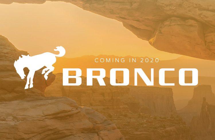 2020 Ford Bronco teaser