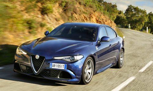 Alfa Romeo Giulia QV priced from $143,900 in Australia