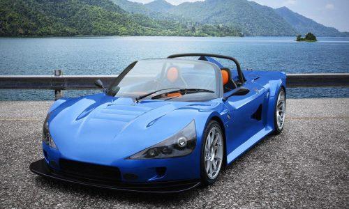 Avatar Roadster is Britain's latest super light sportscar