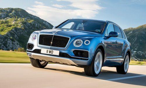 Bentley planning plug-in hybrid powertrain for all models
