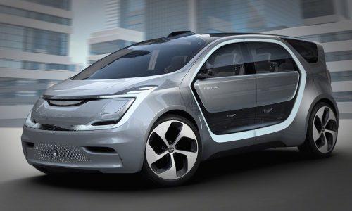 Chrysler Portal concept revealed, autonomous MPV for the future