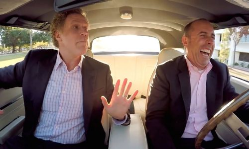 Seinfeld's Comedians in Cars Getting Coffee coming to Netflix
