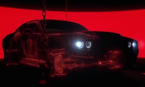 Dodge Challenger SRT Demon preview 2: Reduction
