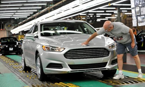 """Ford justifies withdrawing Mexico plant, """"didn't cut a deal with Trump"""""""
