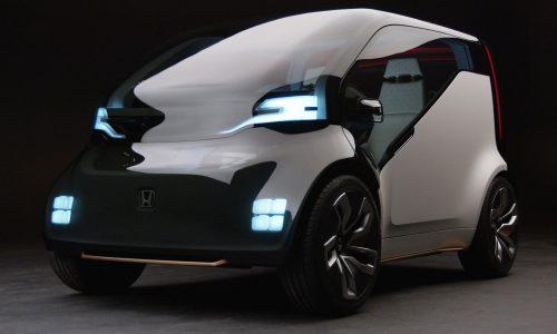 Honda NeuV concept revealed at 2017 CES