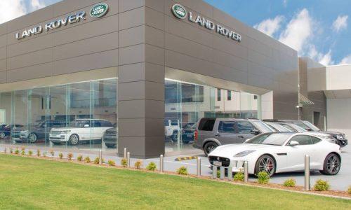 Jaguar Land Rover sets record sales in 2016