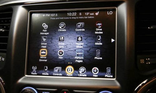 FCA teams up with Google for next-gen Uconnect interface