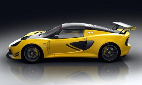 Lotus Exige Race 380 revealed, ready for motorsport
