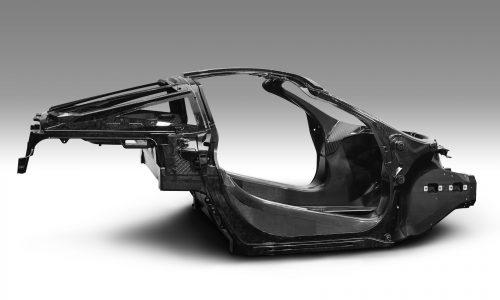 McLaren confirms new Super Series model, reveals carbon tub