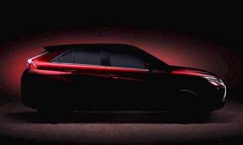 Mitsubishi previews new SUV for Geneva show