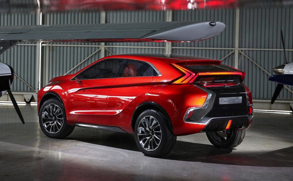 2018 Mitsubishi Asx Spotted Inspired By Xr Phev Ii Concept