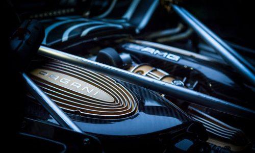 Pagani Huayra Roadster previewed again, BC power hinted