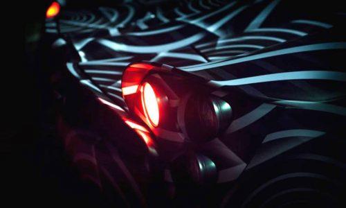Pagani Huayra Roadster previewed again