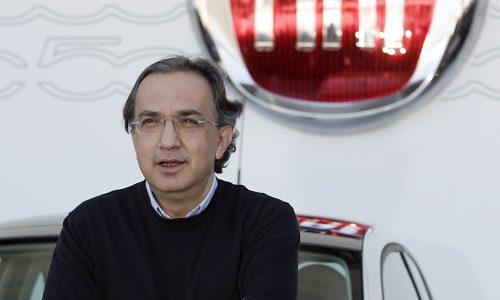 FCA boss Marchionne hesitant on future production plans; Trump