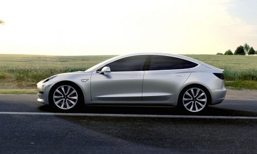 Tesla Model 3 components to be built at Gigafactory