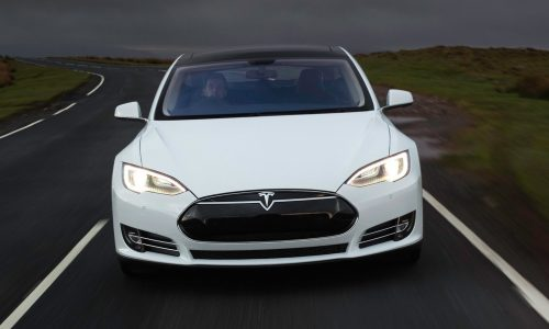 Tesla posts record sales in 2016, close to 80,000 target