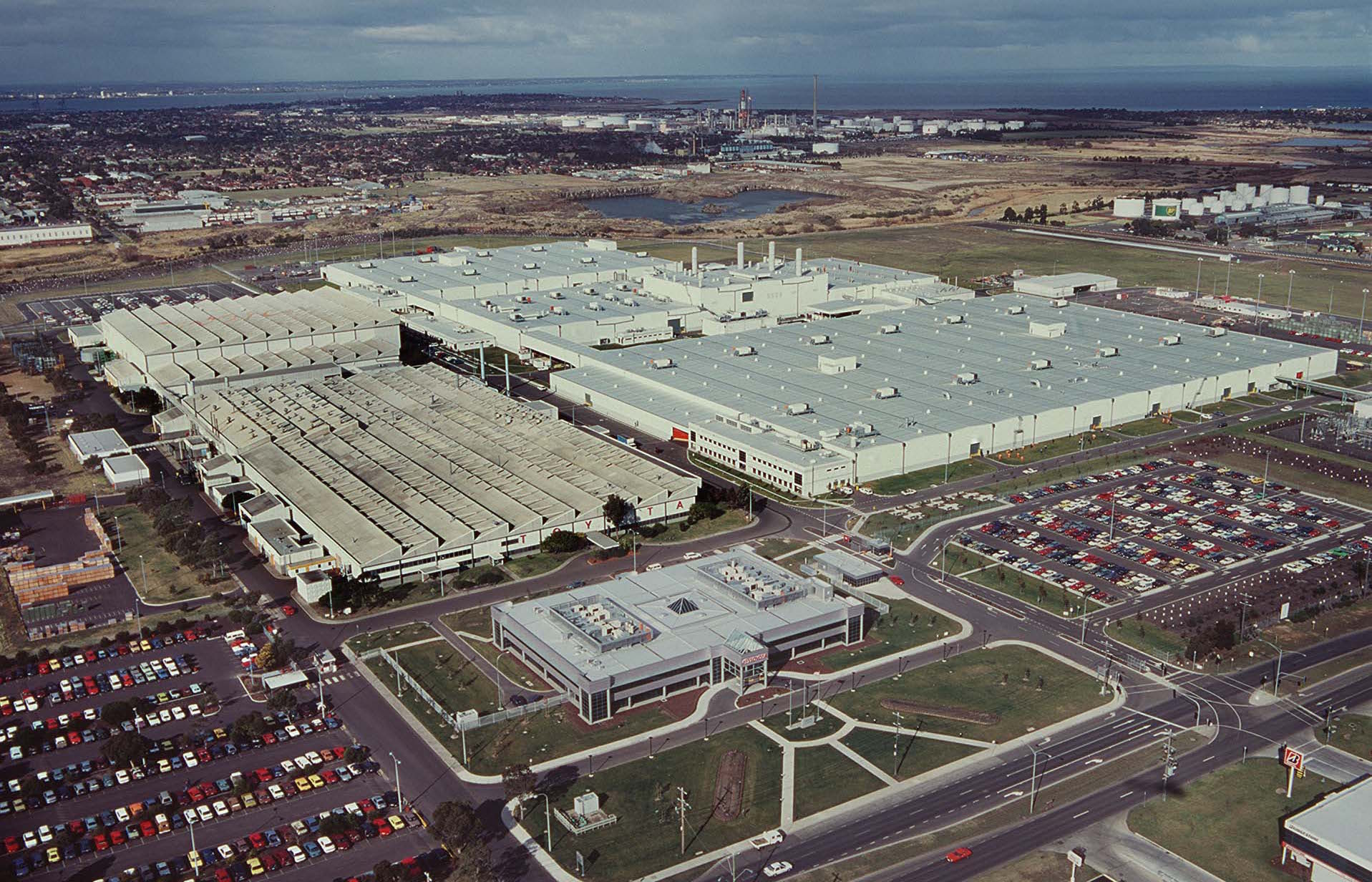 Toyota Australia to close production facility on October 3