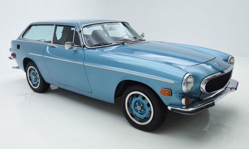 For Sale: Mint 1972 Volvo P1800ES wagon
