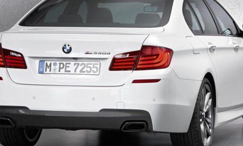 G30 BMW M550d to get quad-turbo diesel, 294kW – report