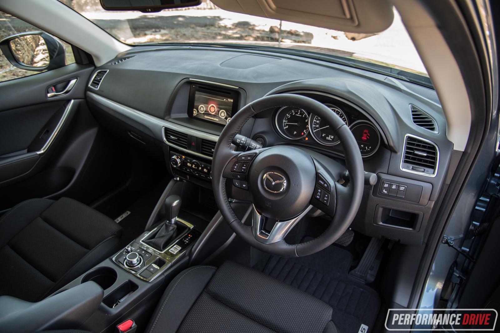 Renault Koleos vs Mazda CX-5: 2WD SUV comparison (video ...