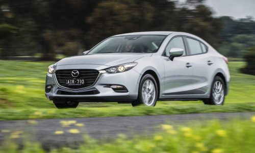 Australian vehicle sales for January 2017 – Mazda3 leads into New Year