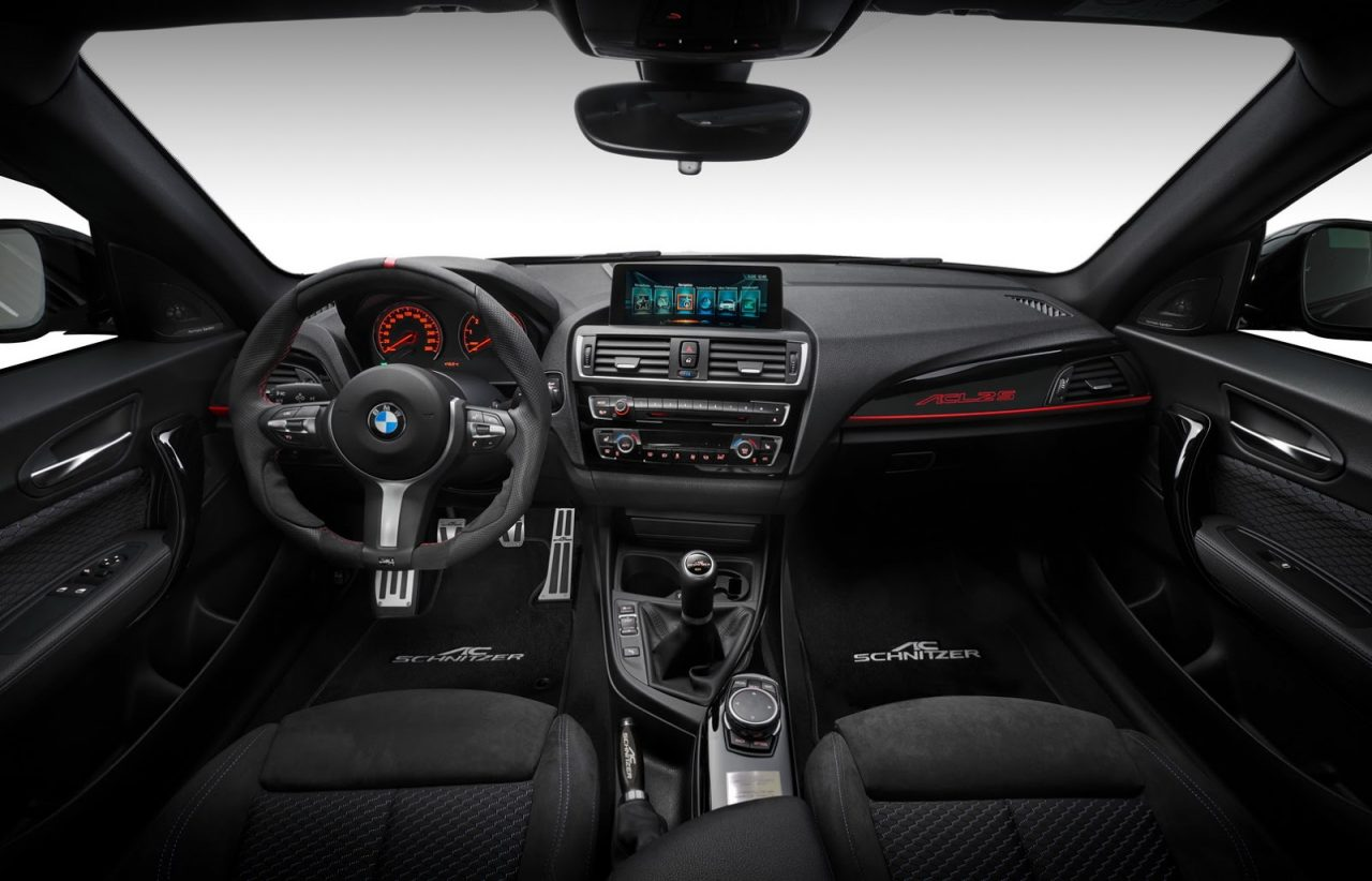 Ac Schnitzer Updates Acl2s For Bmw M240i Performancedrive