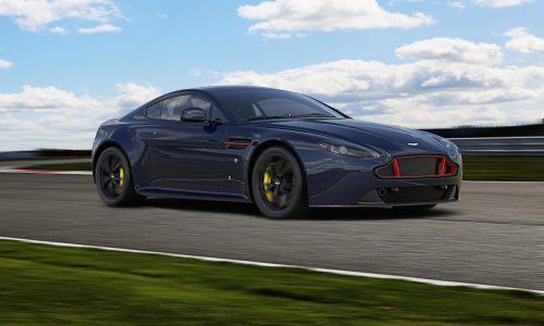 Aston Martin Vantage gets Red Bull Editions, celebrating F1 partnership