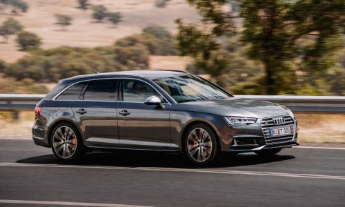 2017 Audi S4 now on sale in Australia from $99,900