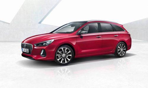 2017 Hyundai i30 wagon revealed