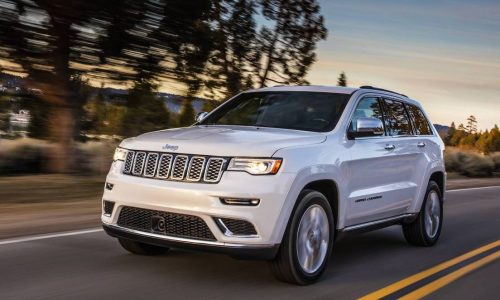 Jeep Australia announces 5-year warranty plan