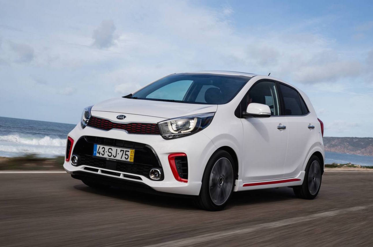 Tesla 2019 >> 2017 Kia Picanto officially revealed, gets 1.0T-GDI turbo | PerformanceDrive