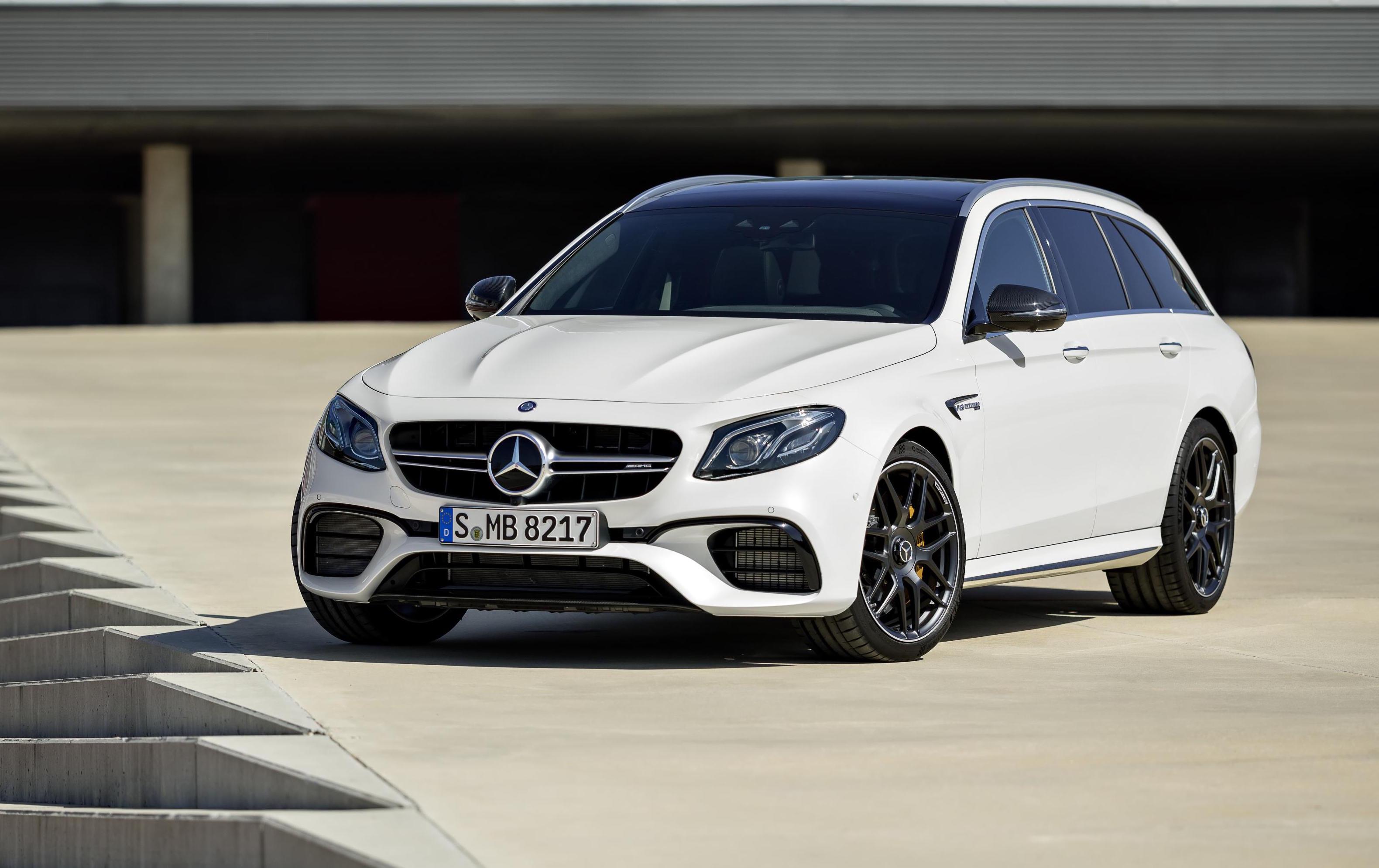 63 Power Wagon >> 2017 Mercedes-AMG E 63 Estate revealed, ultimate 450kW family wagon | PerformanceDrive