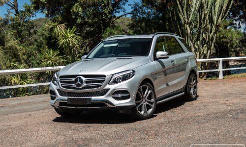 2017 Mercedes-Benz GLE 500e hybrid review (video)