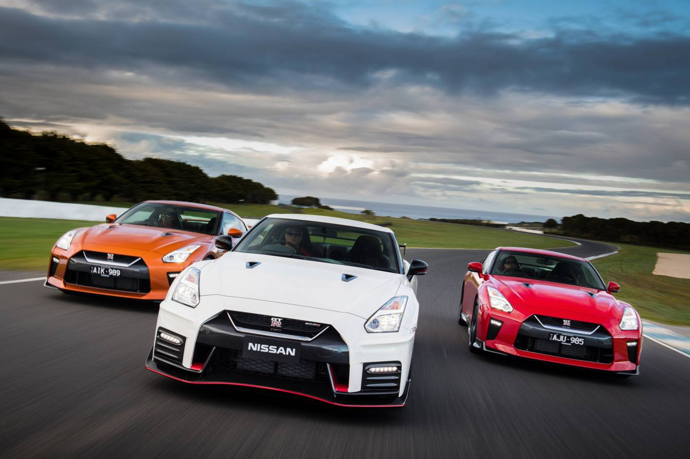 2017 Nissan GT-R Nismo now on sale in Australia ...