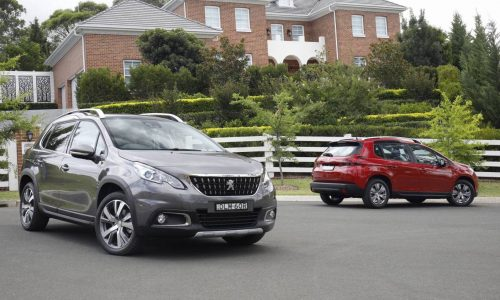 New-look 2017 Peugeot 2008 now on sale in Australia