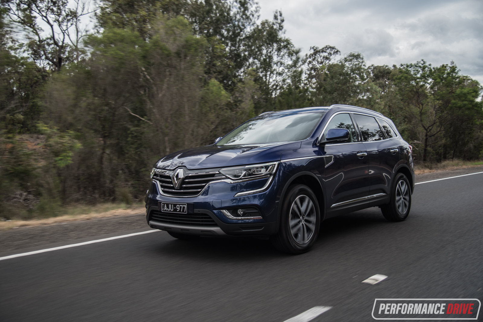 2017 Renault Koleos Intens 4x4 Review Video