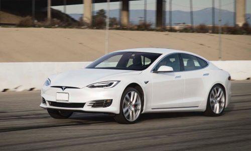 Tesla Model S P100D resets 0-60mph record: 2.28 seconds