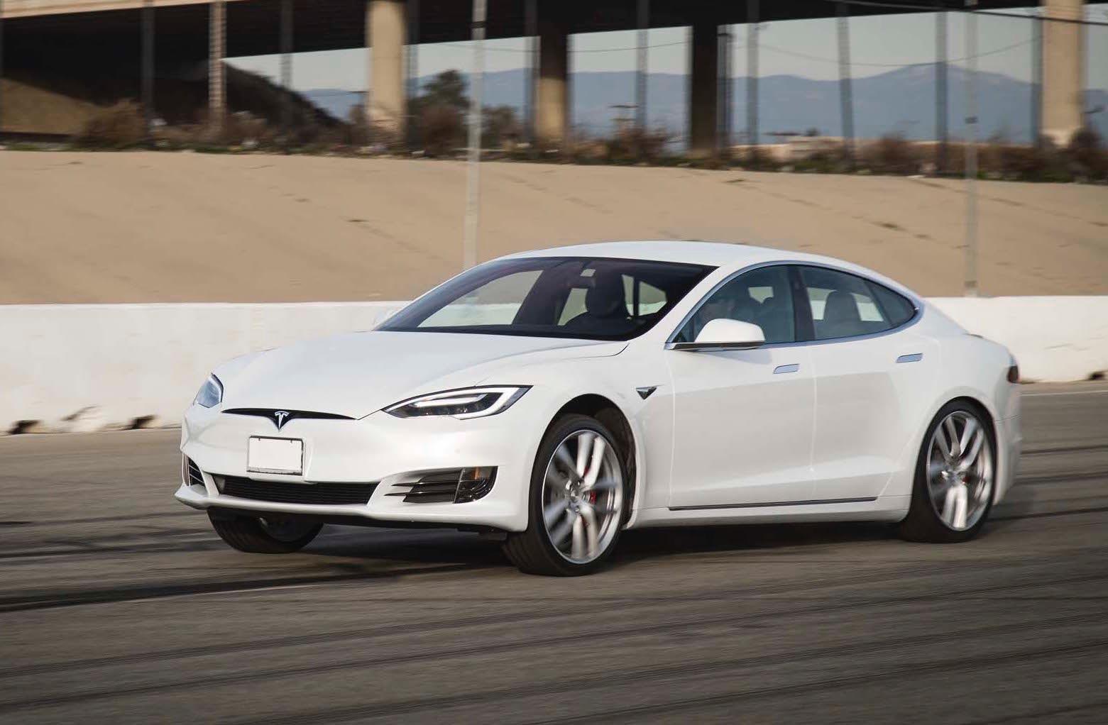Tesla Model S P100d Resets 0 60mph Record 2 28 Seconds