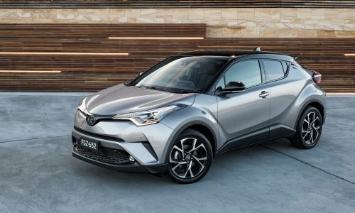 All-new Toyota C-HR now on sale in Australia from $26,990