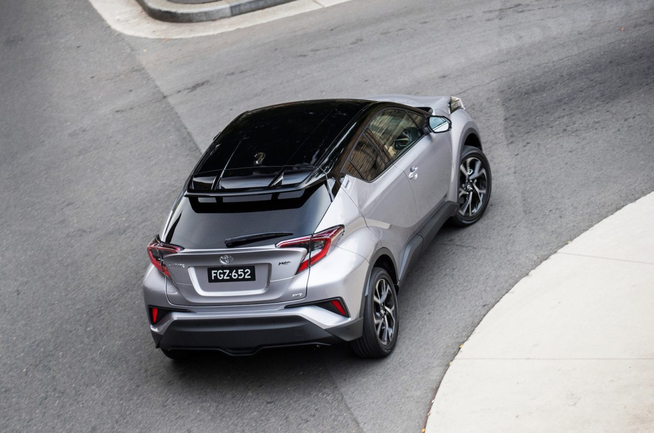 Mazda3 For Sale >> All-new Toyota C-HR now on sale in Australia from $26,990   PerformanceDrive