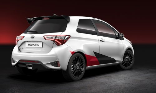 Toyota Yaris 'GRMN' name confirmed for hot hatch, gets supercharged 1.8L