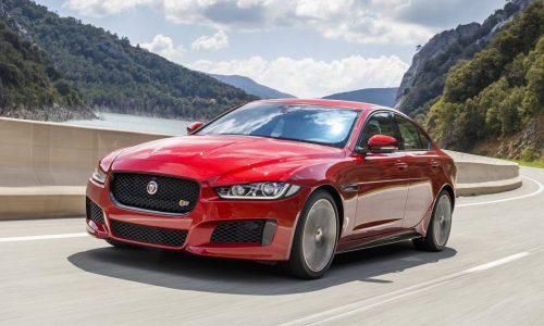 2018 Jaguar XE S gets 280kW tune, new 147kW-184kW 2.0L added
