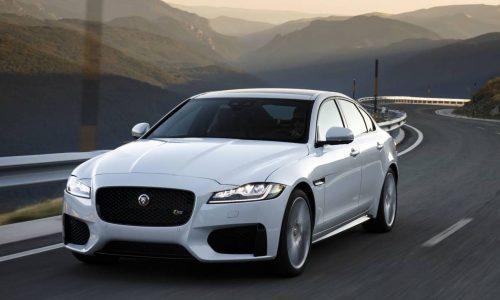 2018 Jaguar XF revealed, gets new 2.0TT diesel option