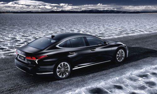 2018 Lexus LS 500h set for Geneva, debuts twin-turbo hybrid