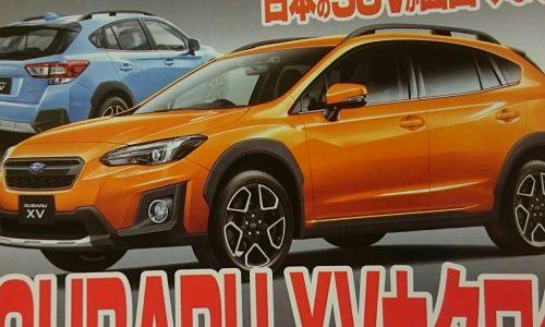 2018 Subaru XV leaked online before Geneva reveal