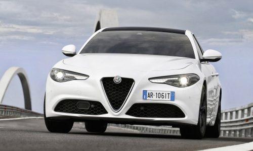 Alfa Romeo Giulia getting coupe version, to debut at Geneva